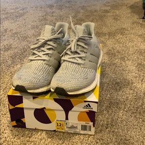 "Adidas Ultra Boost ""Cool Grey"" Size 12.5"